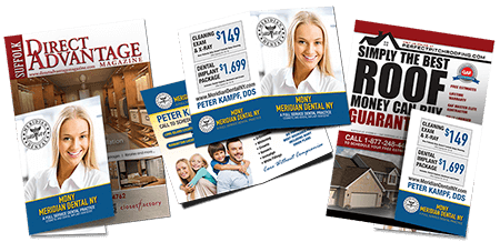 Cover Cards - Direct Advantage Magazine